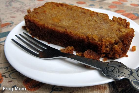 Pumpkin Tea Cake