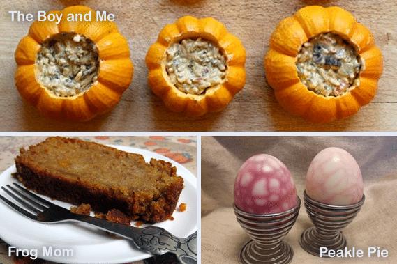 Three fun Halloween recipe ideas