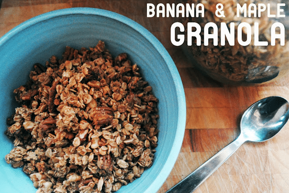 banana-and-maple-granola
