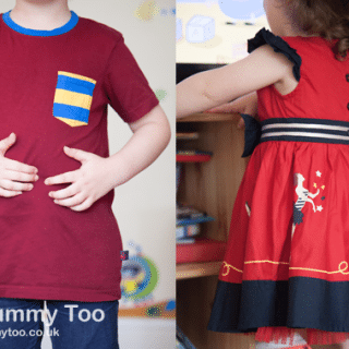 Littlewoods Ladybird AW13 kids clothing range (review)