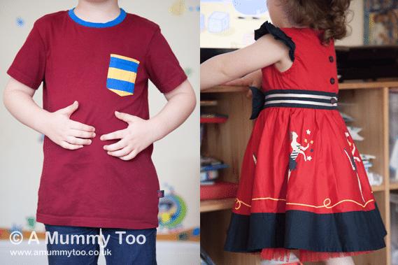 Littlewoods Ladybird clothes