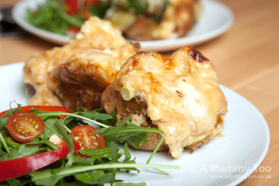 Baked-potato-with-double-cheese