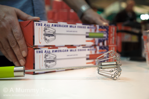 The All American Milk Shake Whisk