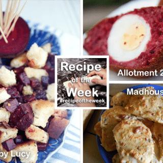 Party nibble special + #recipeoftheweek 2 – 8 Nov