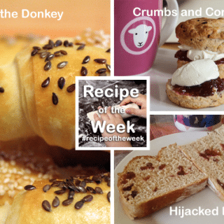 Three tea break treats + #recipeoftheweek 9-15 Nov