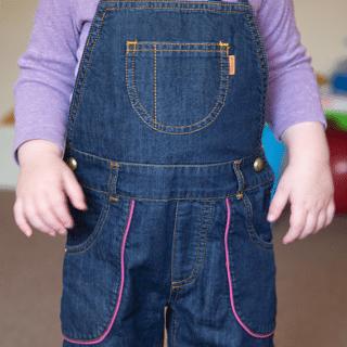 Introducing Grubbies Originals – cute denim dungarees (review)