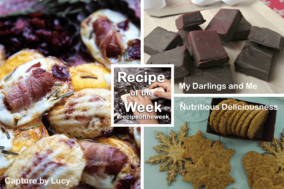 New Year's Eve nibble ideas + #recipeoftheweek 28 Dec – 3 Jan