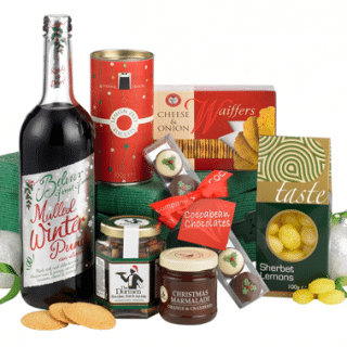 Win a Christmas Wishes food hamper from Spicers of Hythe