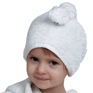 Keep kids cosy after a bath with the Cuddletwist Hair Towel (review)