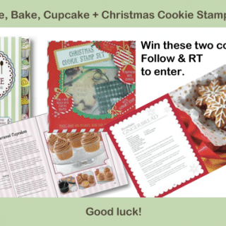 Win two gorgeous cookbooks in time for Christmas (Twitter giveaway)