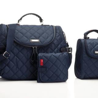 Win a Storksak Poppy designer handbag/changing bag worth £89