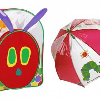 The Very Hungry Caterpillar 45th anniversary range – heading outdoors (review)