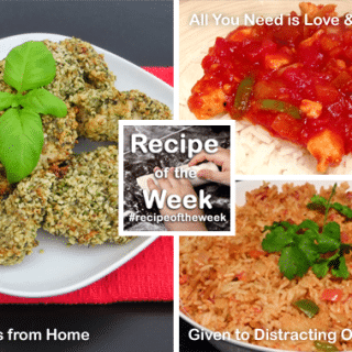 Quick and spicy dishes + #recipeoftheweek 25-31 Jan
