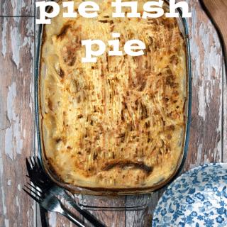 Easy as pie fish pie (video recipe)