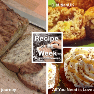 Banana-tastic recipes + #recipeoftheweek 22-28 Feb