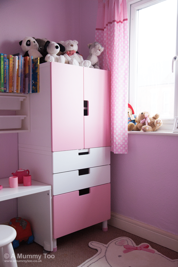 From junk room to beautiful bedroom, the big reveal - A ...