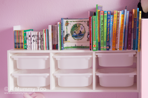 From junk room to beautiful bedroom the big reveal a for Ikea bookends uk