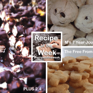 Free from favourites + #recipeoftheweek Feb 1-7