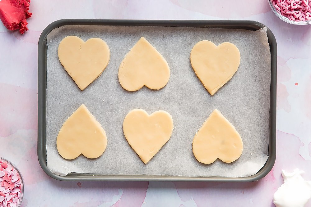 Heart Biscuits A Valentine S Day Recipe A Mummy Too