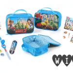 **Closed** Win a Cloudy with a Chance of Meatballs 2 DVD, plush toy and goodie bag