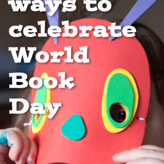 10 creative ways to celebrate World Book Day