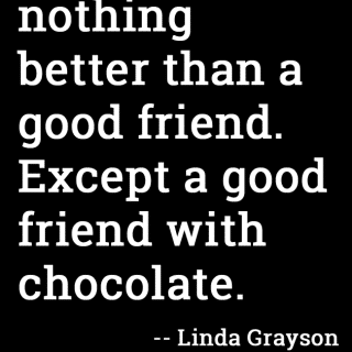 Nothing is better than a good friend (weekend inspiration)