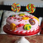 **Closed** Check out this sweet-shop inspired cake (and win everything you need to make one!)