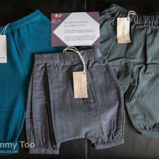 Testing Box Upon a Time (a children's clothing subscription box)