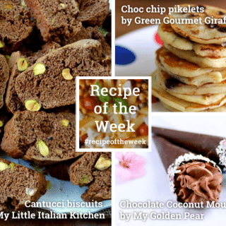 Little chocolate treat ideas + #recipeoftheweek 22-28 March