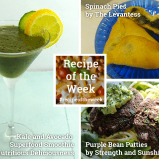 Cooking with leafy greens + #recipeoftheweek 29 March – 4 April