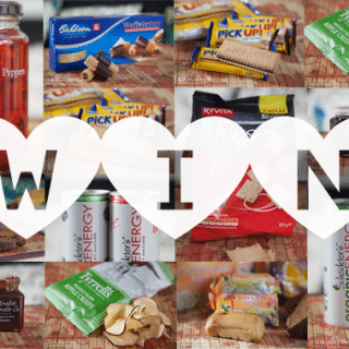 **CLOSED** Win a Degustabox tasting parcel containing 10-15 surprise items