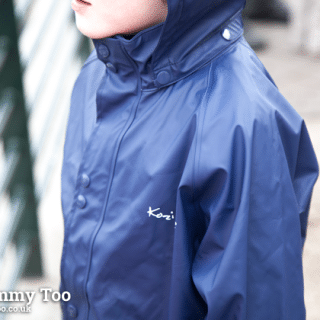 Kozi Kidz – splashproof outerwear for your kids