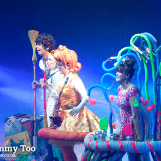 12 reasons you should take the family to see CBeebies Live! The Big Band