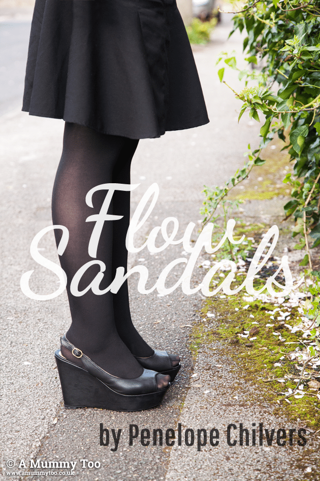 Flow Sandals by Penelope Chilvers