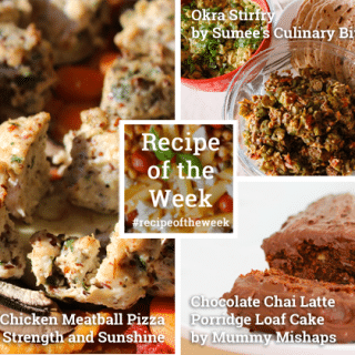 A clever touch of spice + #recipeoftheweek 26 April – 2 May