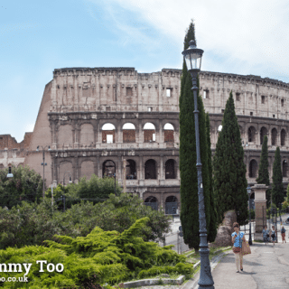 Rome – sightseeing, pasta eating and living La Dolce Vita