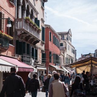 Venice – a food love story