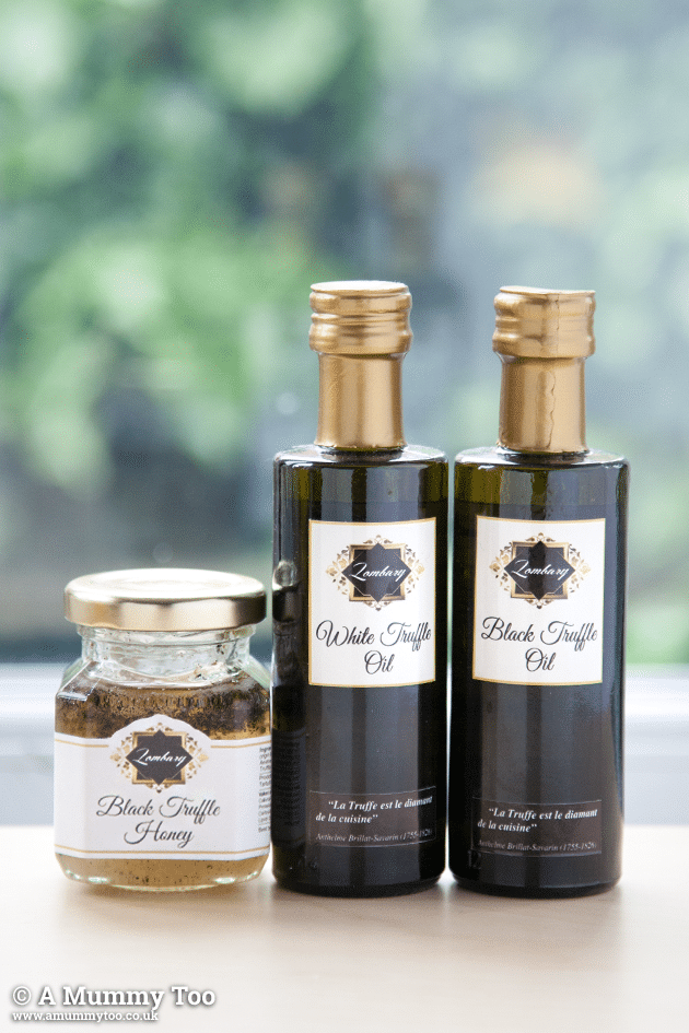 truffle-oil-and-honey