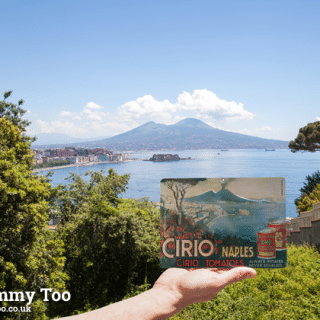Naples – learning the origin of pizza and revisiting the past in Posillipo