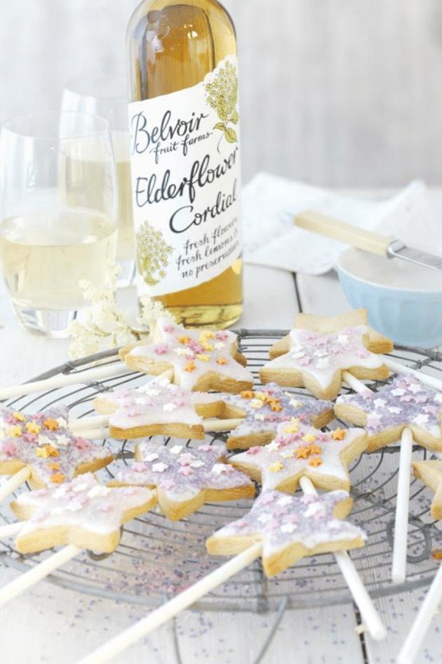 Sophie conran%e2%80%99s elderflower wand biscuits for belvoir