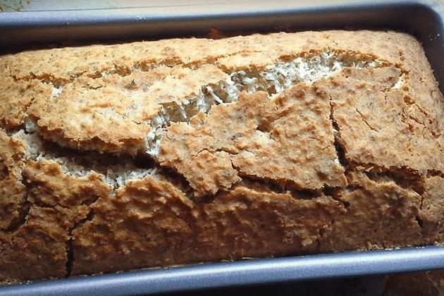 coconut-loaf
