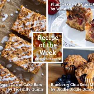 Fantastic fruit cakes + #recipeoftheweek 21-27 June