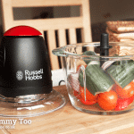 Affordable kitchen gadgety goodness from Russell Hobbs