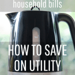 How to save on household bills, starting TODAY!