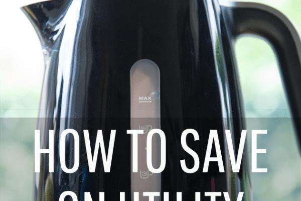 save-on-utility-bills