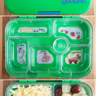 Yumbox – a handy, compact bento lunchbox