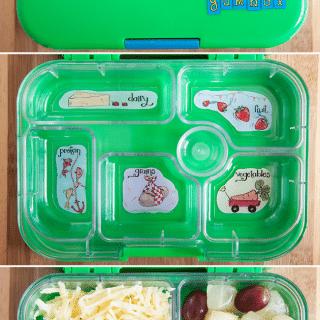 Yumbox – a handy, compact bento lunchbox