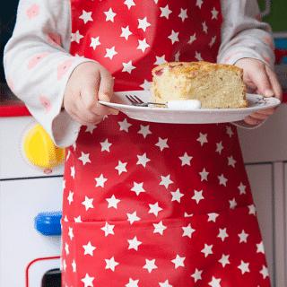 Cooking up cuteness: C'est Ca! Belle Children's Apron