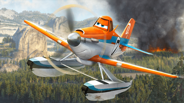Dusty Crophopper from Planes 2