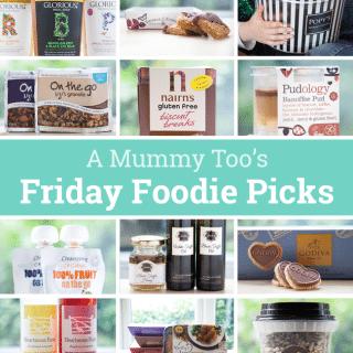 Friday Foodie picks (18 July 2014)